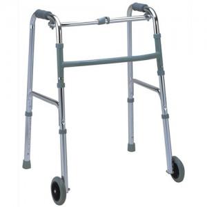 cb) ANDADOR PARA ADULTO con 2 ruedas